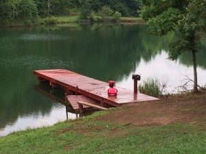 2015_Hidden Lake_Boat Dock