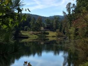 Hidden Lake_Across the Lake_Sept.2015..1